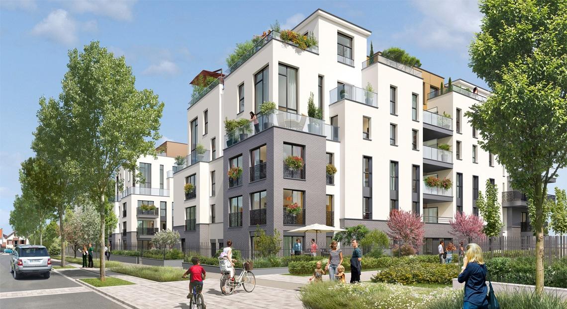 Pourquoi investir dans l immobilier neuf en 2018 wayeno for Programme immobilier